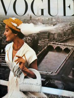 1950, french Vogue