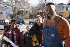 """We're hooking up homeowners who need help with their renovations,"" Mr. T said. ""I'm tired of all this jibber jabber—we're out here getting things done, working hard, demolishing the old and rebuilding the new."" 