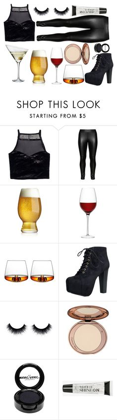 """Barista"" by rachie111 ❤ liked on Polyvore featuring H&M, Studio, Crate and Barrel, LSA International, Normann Copenhagen, Speed Limit 98, Manic Panic and Torrid"