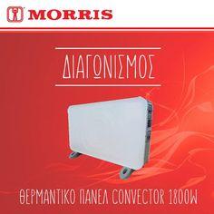 Διαγωνισμός Morris Appliances με δώρο το θερμαντικό σώμα MCH-20018 - https://www.saveandwin.gr/diagonismoi-sw/diagonismos-morris-appliances-me-doro-to-thermantiko-soma-mch-20018/