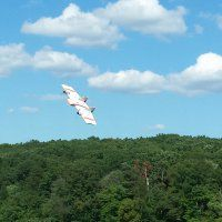 Watch the MantaRays Vertical Lift Off and Horizontal Flight