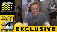 David Anders (iZombie) @ 2015 San Diego Comic-Con | AfterBuzz TV