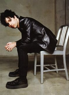 Billie Joe Armstrong.