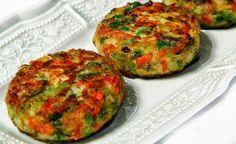 Μπιφτέκια λαχανικών σε περιόδους που κάνουμε διατροφή και πρέπει να προσέχουμε τι τρώμε