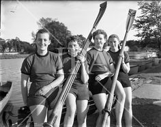 Female Rowing Crew in Galway - special for The Sunday Express See more photos like this at www. Rowing Crew, More Photos, Couple Photos, Irish People, History Photos, Photo Archive, Ireland, Sunday, Fine Art