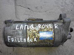 Стартер Land Rover Frelander