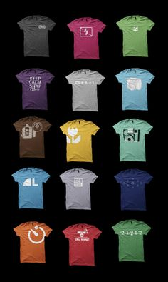 photography t shirts