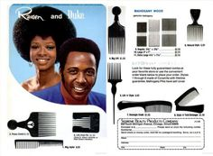 It's interesting to note the editorial stance of Black hair advertisements then and now. Advertising And Promotion, Retro Advertising, Vintage Ads, Vintage Black, Black Hair History, The Great I Am, Black Light Posters, Old Advertisements, Hair Affair