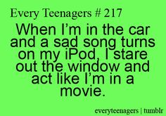 Every Teenagers - Relatable Teenage Quotes  Teen Quotes  ♥Enjoy this bit of inspiration found and shared by The Self Esteem Doctor. www.TheSelfEsteemDoctor.com/SELFIE.html