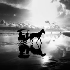 Land and Sea Photography by Hengki Koentjoro    Koentjoro's photos are not only timeless, they convey a real sense of emotion that all of us can relate to.