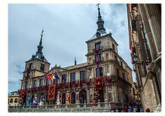 Ayuntamiento Corpus Toledo 2016 -
