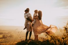 Sunset on the Hill @ Dimples and Daisies Photography