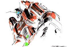 伝説巨神イデオン/Space Runaway Ideon/ 羽山淳一氏 / イデオン Cinnamonの気まぐれブログ