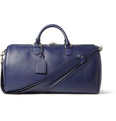 Loewe Leather Holdall  | MR PORTER