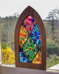 Stained Glass art Cross - Glass art Pictures Old Windows - Glass art DIY How To Make - Contemporary Glass art Sculpture - Sea Glass art Baby Stained Glass Crafts, Stained Glass Designs, Stained Glass Panels, Stained Glass Patterns, Broken Glass Art, Sea Glass Art, Glass Wall Art, Fused Glass, Mosaic Glass Art