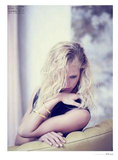 Erin Heatherton for Ramsell Martinez for Elle December 2012