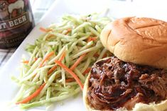 ValSoCal: Root Beer Pulled Pork