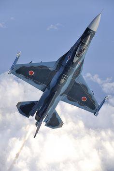 Mitsubishi F-2A JSDF