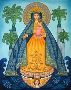 La Caridad Del Cobre , Ochun Art by Molina