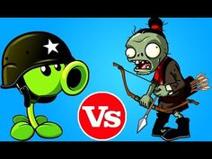 Прохождение Игра Зомби против Растений Plants vs zombies