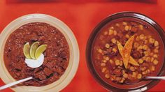 This is a rustic stew, so you don't need to crush the toasted cumin seed to a powder. Get this traditional posole recipe from PBS Food.