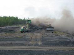 Bois Saint-Jean à Seraing #spaque #rehabilitation #remediation #landfills #decharge