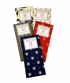 Mast Brothers Craft Chocolate Bars Assortment #gifts