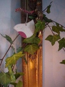 Holly and the Ivy Christmas Garland