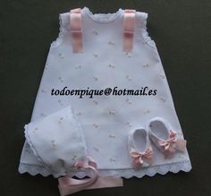 Baby Girl Dress Patterns, Little Baby Girl, Baby Swag, Heirloom Sewing, Baby Girl Romper, Little Girl Fashion, Beautiful Babies, Kids Outfits, Flower Girl Dresses