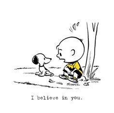 I believe in you.我信得過你,兄弟。