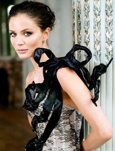 Georgina Chapman of Marchesa ~ Dettagli De Alta Moda More
