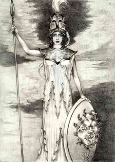 Atena, Minerva, Mitologia, Deusa, Grega, Palas, História Atena - Página 3