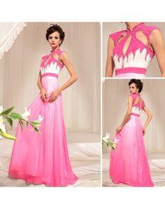haut col chinois cheongsam creux désigné des robes de bal Cheongsam, Evening Dresses, Prom Dresses, Formal Dresses, High Collar, Special Occasion, Chiffon, Elegant, Beading