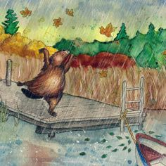 Looking for drawing project inspiration? Check out My first beaver sketches by…