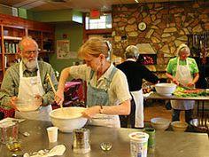 John C. Campbell Folk School in North Carolina  #crafts
