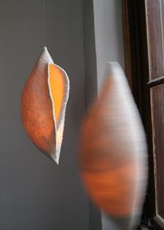 felted lights - Google Search