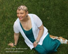 I do Henna crowns for cancer patients for free (one application per person) at my place in MD