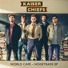 Free Kaiser Chiefs Live 4 Track EP Mp3 Download - Gratisfaction UK Freebies #freebies #freestuff #kaiserchiefs