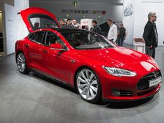 From today, Tesla Model S saloon cars in the US will be able to drive and park themselves. The autonomous vehicle capability will arrive in Europe and Asia within weeks.