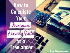 Your #freelance minimum hourly rate is the rate under which you will never ever accept a job offer. Learn how to calculate it and why you should stick to it.