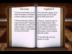 """LA BIBLIA """" SAN LUCAS """" COMPLETO REINA VALERA NUEVO TESTAMENTO - YouTube"""
