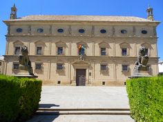 palacio Juan Vazquez de Molina, Andres #Vandelvira - #Ubeda