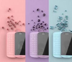 Mia. Smartphone