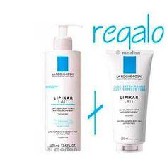 La Roche Posay Lipikar Leche Emoliente, 400ML +REGALO Lipikar Leche, 200ml #larocheposay #cuerpo #rostro #face #beauty #belleza #lipikar