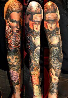 #tattoo by Benjamin Laukis