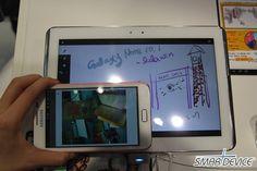 """Samsung Galaxy Note (5.3"""") vs. Galaxy Note 10.1"""