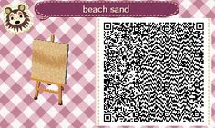 """musicallymajesticnutella: """" Also made this in the summer of 2013:) I made it so it blends as good as I could get it to with the actual sand. It's a really cute but simple path with accents. """""""