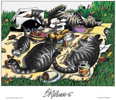 Kliban's Cats on Gocomics.com