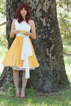 Bridesmaid dress-so sweet