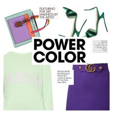 """International Women's Day: Purple Power"" by italist ❤ liked on Polyvore featuring Alberta Ferretti, Marc Jacobs, Casadei, Gucci, Whiteley, Louis Vuitton, purplepower, internationalwomensday and pressforprogress"